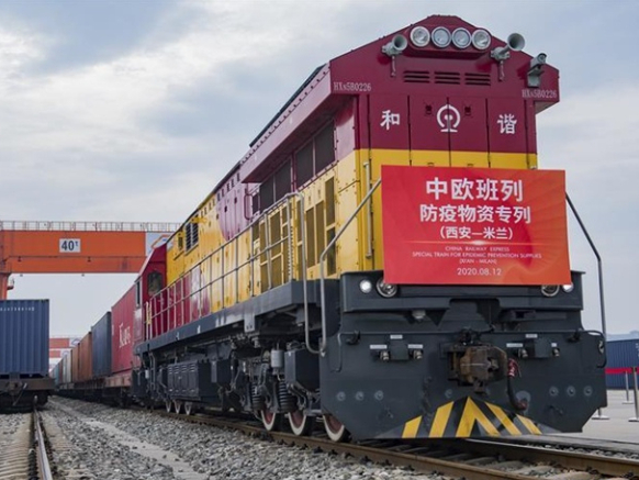 China-Europe freight trains reaching 10,180 by November, benefiting both economies