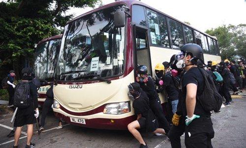 HK police arrest 8 involved in CUHK graduation pro-secession parade