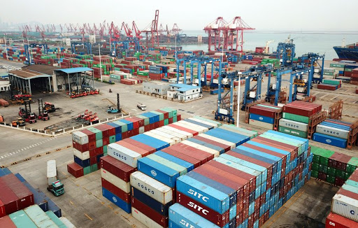 China's foreign trade up 7.8% in November