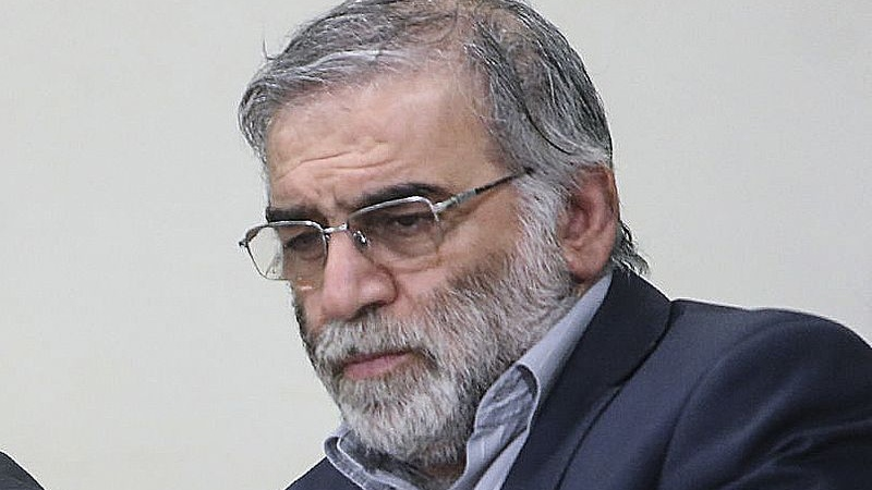 Iran says scientist was killed by a satellite-controlled gun