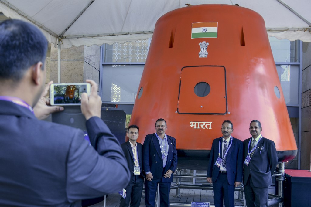 India's human space flight mission to be delayed due to COVID-19: media