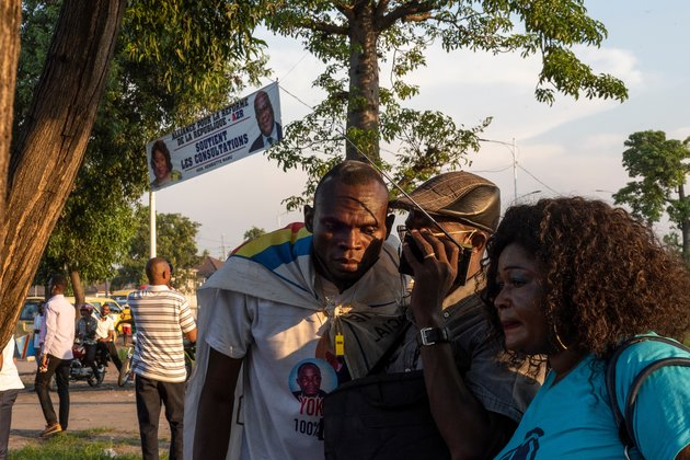 UN envoy voices concern over political tensions, poor security situation in DRC
