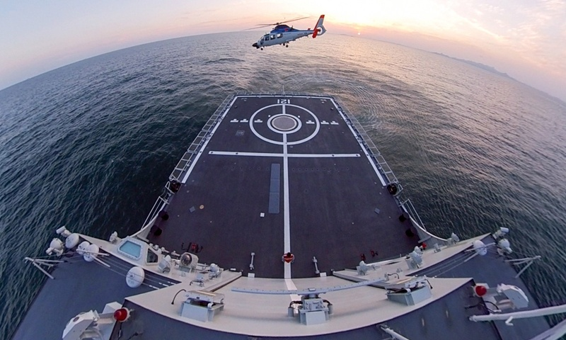 PLA holds drills in South China Sea amid US warship transits