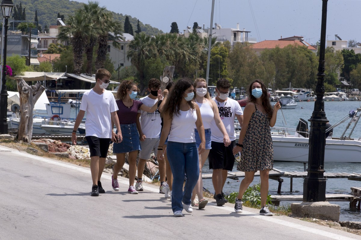 Greece extends COVID-19 restrictions until Jan. 7