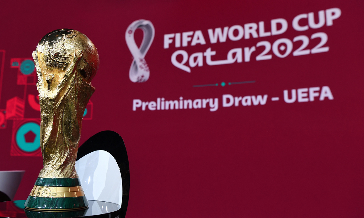 France to face Ukraine in 2022 FIFA World Cup qualifiers