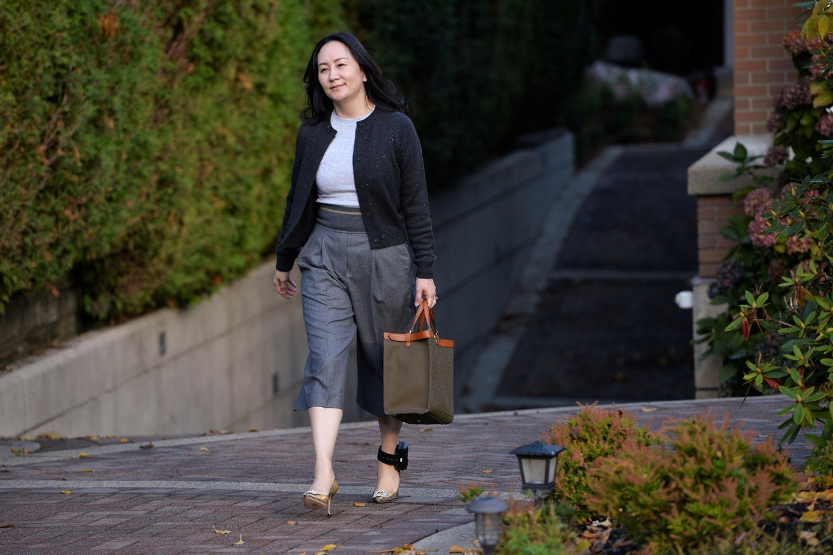 Freeing Meng Wanzhou is in best interests of US, China and Canada