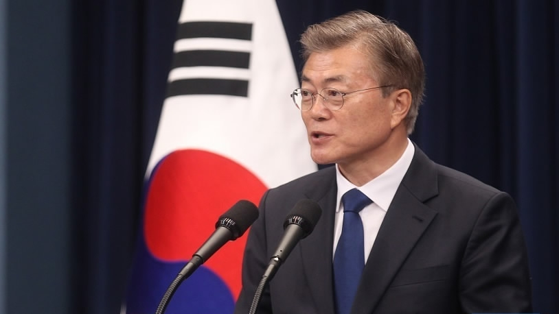 South Korean president says to consider joining CPTPP