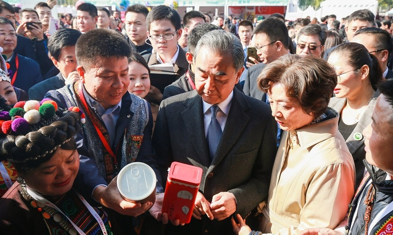 Chinese FM's annual charity sale to be conducted online for first time