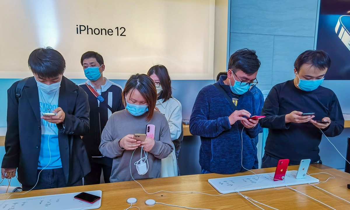 Ranks of Apple suppliers surge in mainland