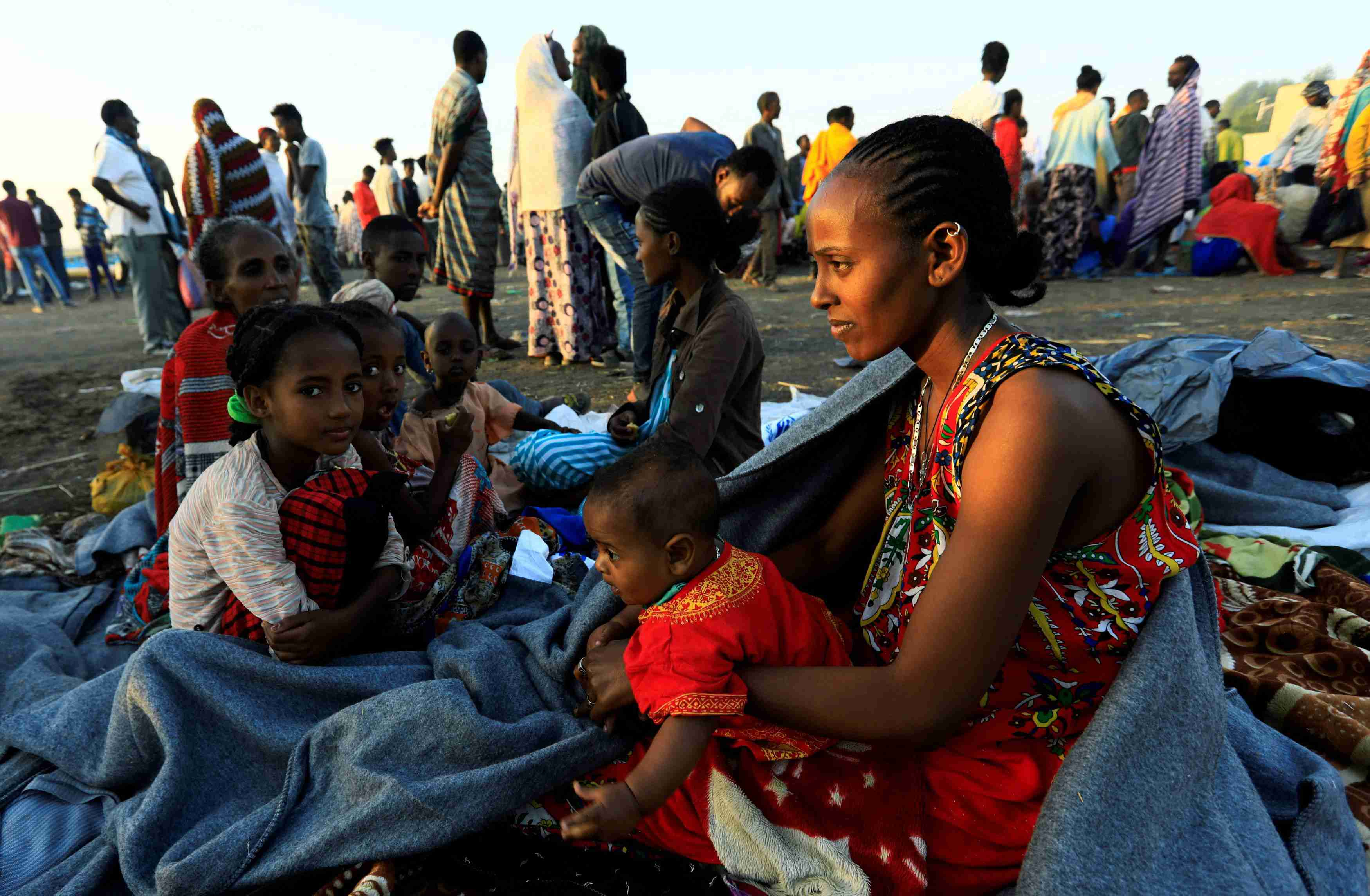 UN team shot at in Tigray after defying checkpoints, Ethiopia says