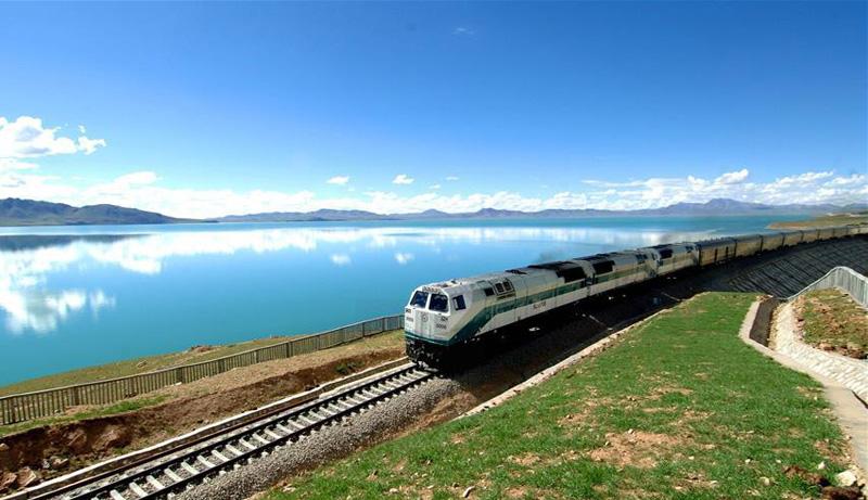 Major railway begins operations, forging new links through western China