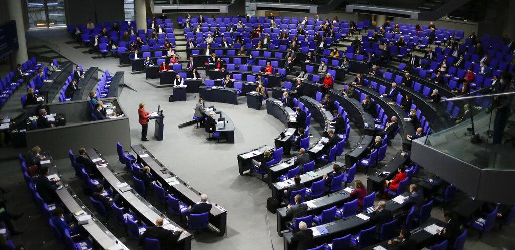 Germany sets date for election determining Merkel successor