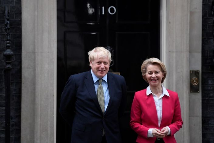 UK PM to meet EU leader on Wednesday for last-ditch trade talks: Downing Street