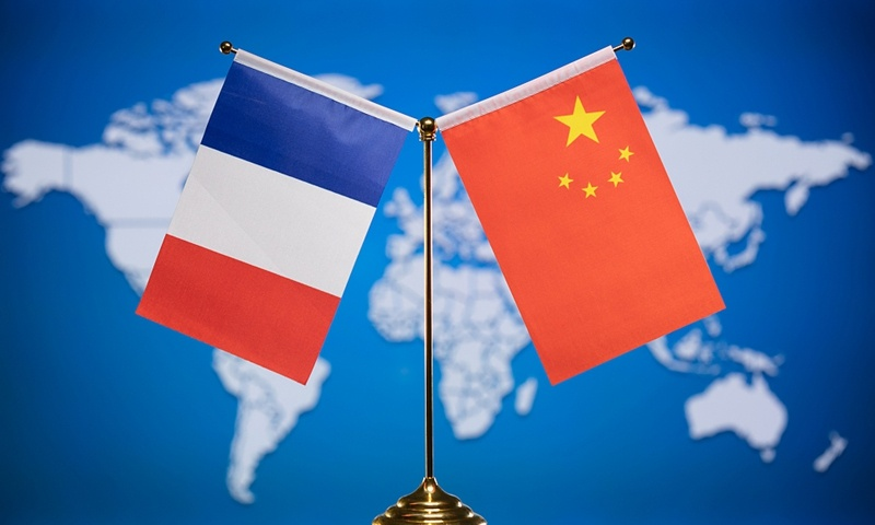 France follows own road in cooperating with China