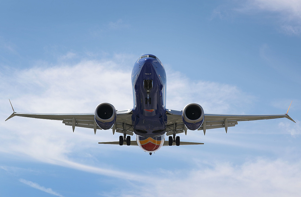 Boeing's 737 MAX resumes commercial flights in Brazil