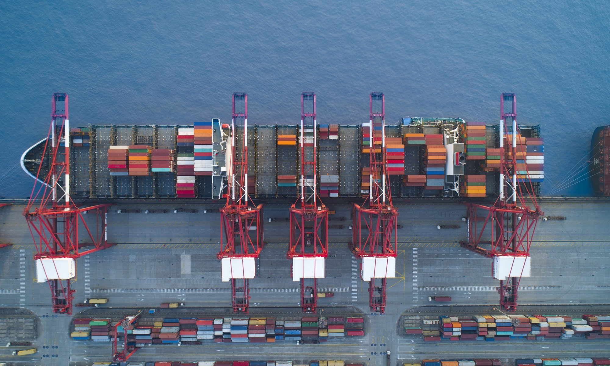 China gains stronger global trade position amid COVID-19 crisis: leading US media