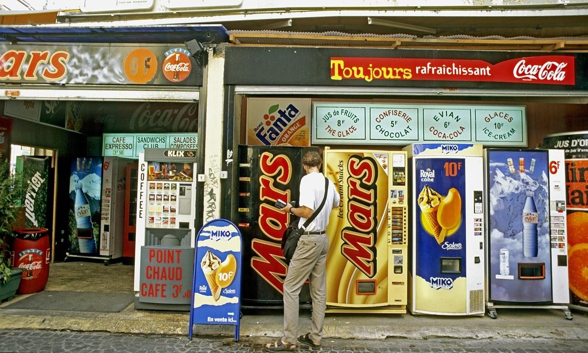 Vending machines adapt to virus crisis
