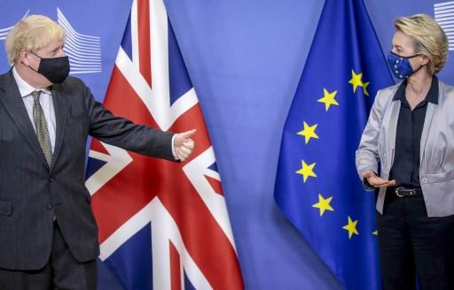 EU leaders look to end budget dispute as Brexit looms