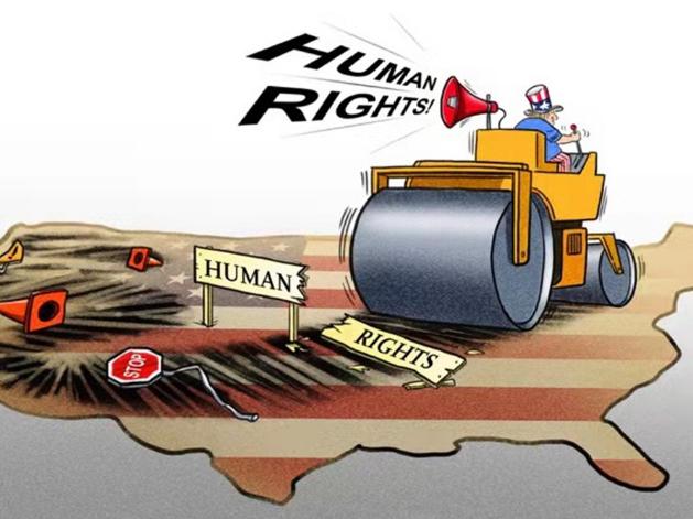 'American idol' of human rights falls flat in epidemic