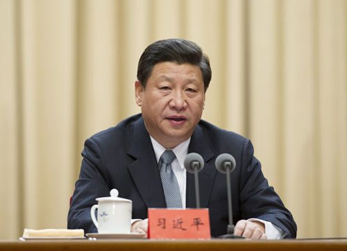 Xi chairs leadership meeting on economic work for 2021