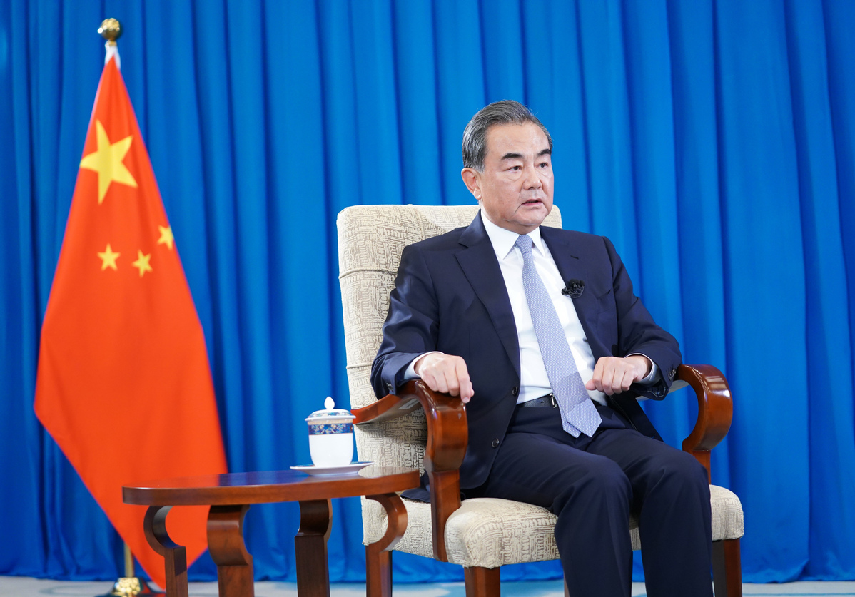 Time for US anti-China forces to end deterioration of ties: Wang Yi