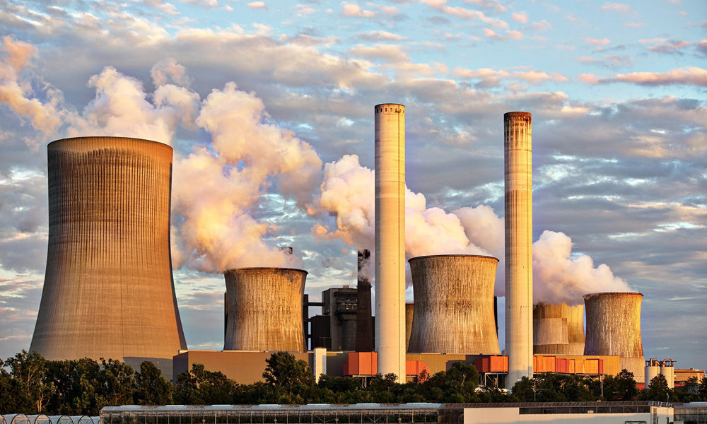 Emissions fell record 7 percent in 2020: study