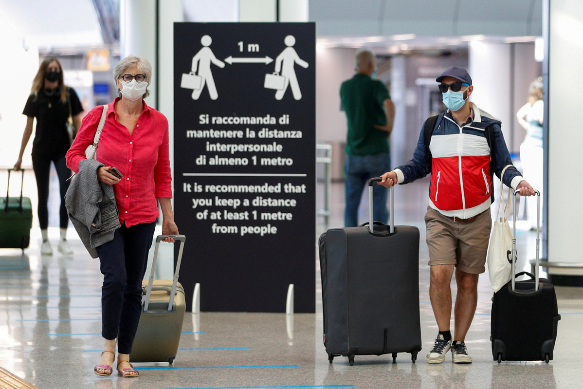 Italy traces virus back to December last year, new study reports