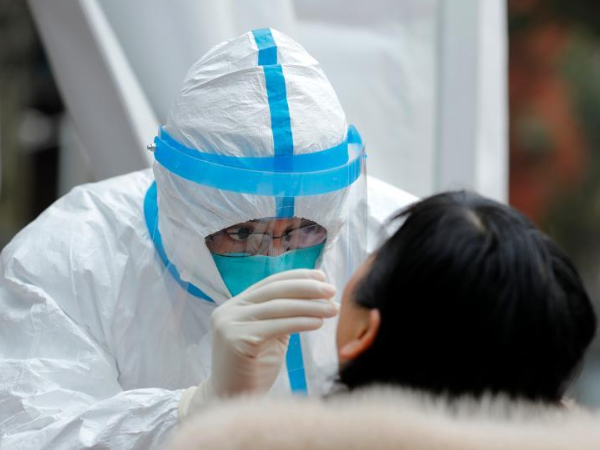 China's Chengdu to test all residents in virus-hit district