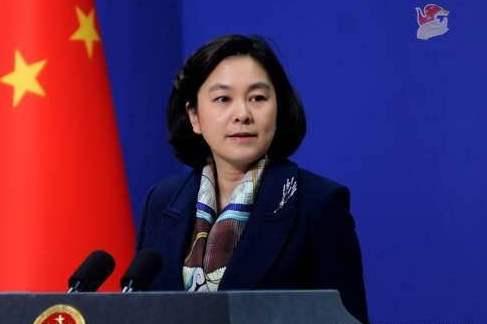 China says US exposes blatant hypocrisy on human rights