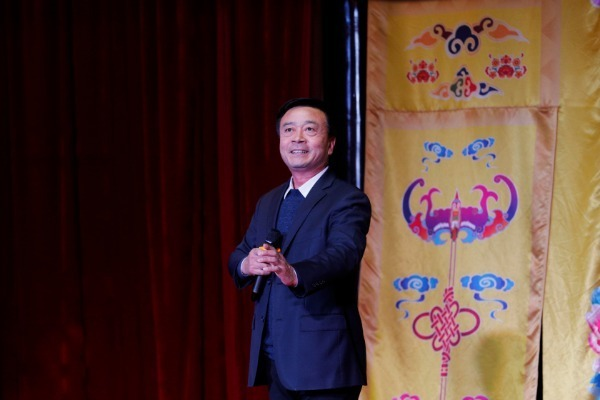 Advanced training course opened to Chinese opera inheritors
