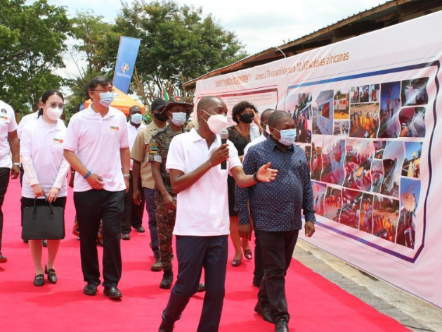 China-aided satellite TV project in Mozambique benefits 2.5 mln rural residents