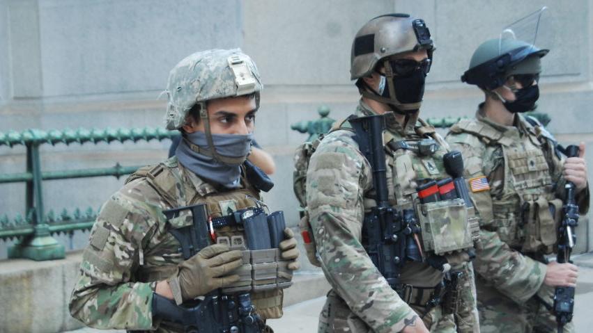 US uses 'China threat' narrative to skyrocket military budget