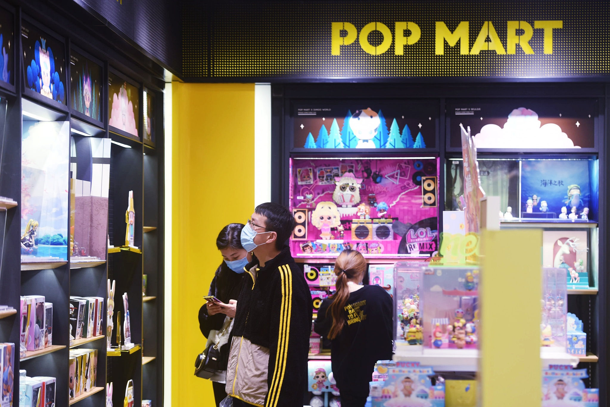Pop Mart: Hot money or the future of the consumer market?