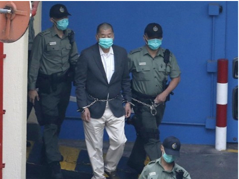 Jimmy Lai denied bail after being charged under national security law for HK: local media