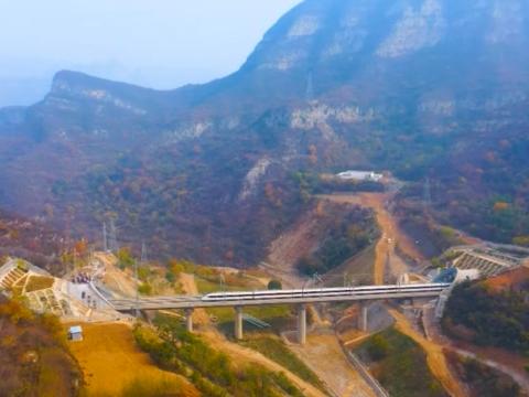 Zhengzhou-Taiyuan high-speed railway opens Saturday
