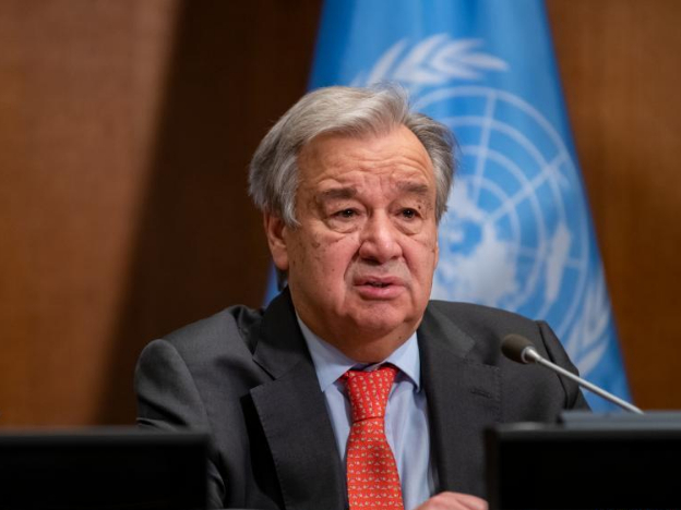 UN chief calls for more investment in health systems on Int'l Universal Health Coverage Day