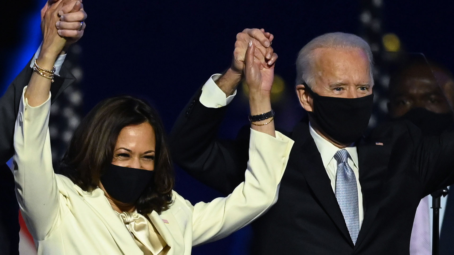 Biden and Harris named Time Magazine's 'Person of The Year' for 2020