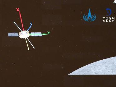 Orbiter-returner of Chang'e-5 enters moon-Earth transfer orbit
