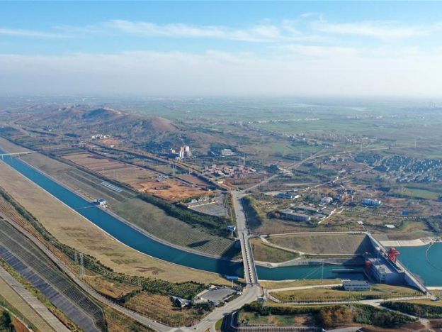 China's south-to-north water diversion project benefits 120 mln people