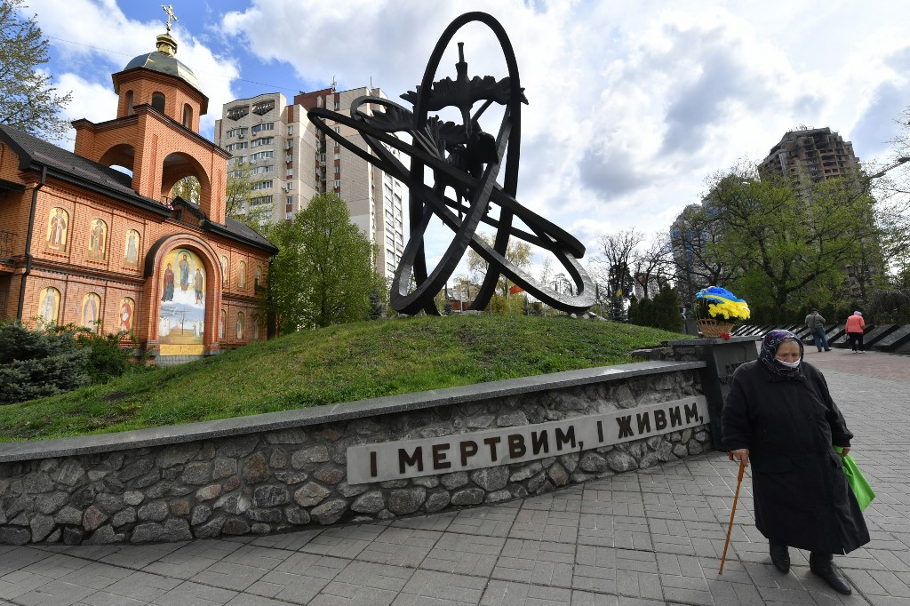 Ukraine seeks World Heritage status for Chernobyl zone