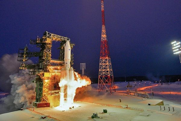 Russia test-launches Angara-A5 carrier rocket