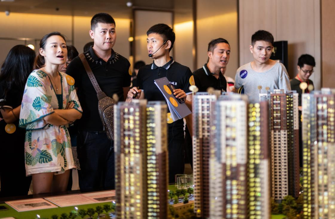 Consumption driving next round of real estate development