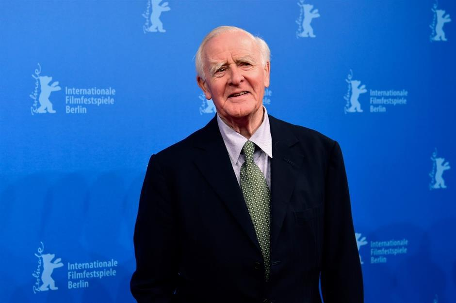 British spy thriller author John le Carre dies aged 89
