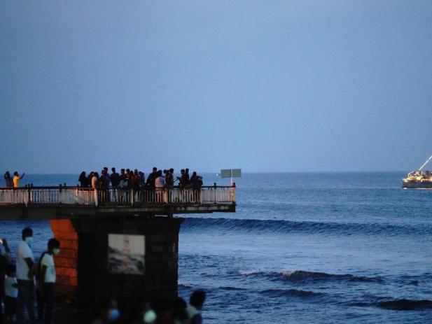 Public viewing of ships organized to celebrate Sri Lanka Navy's 70th anniversary
