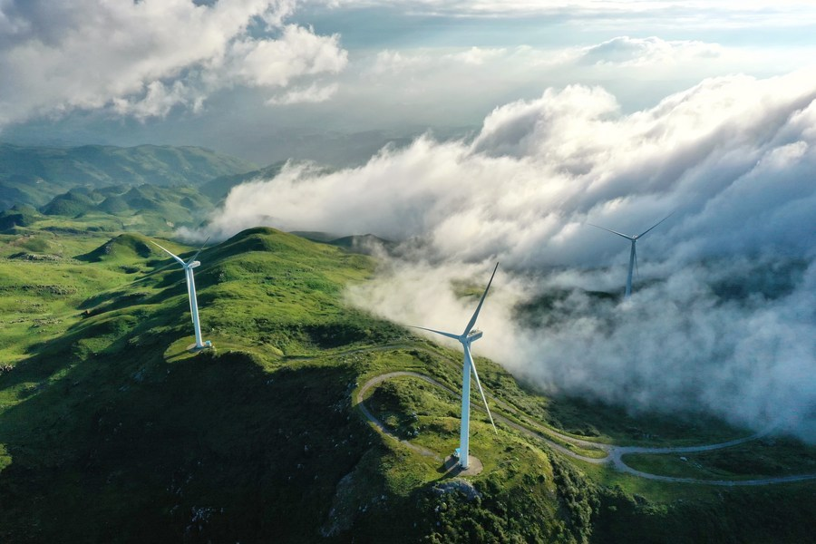 China's further commitments inject impetus for global climate actions