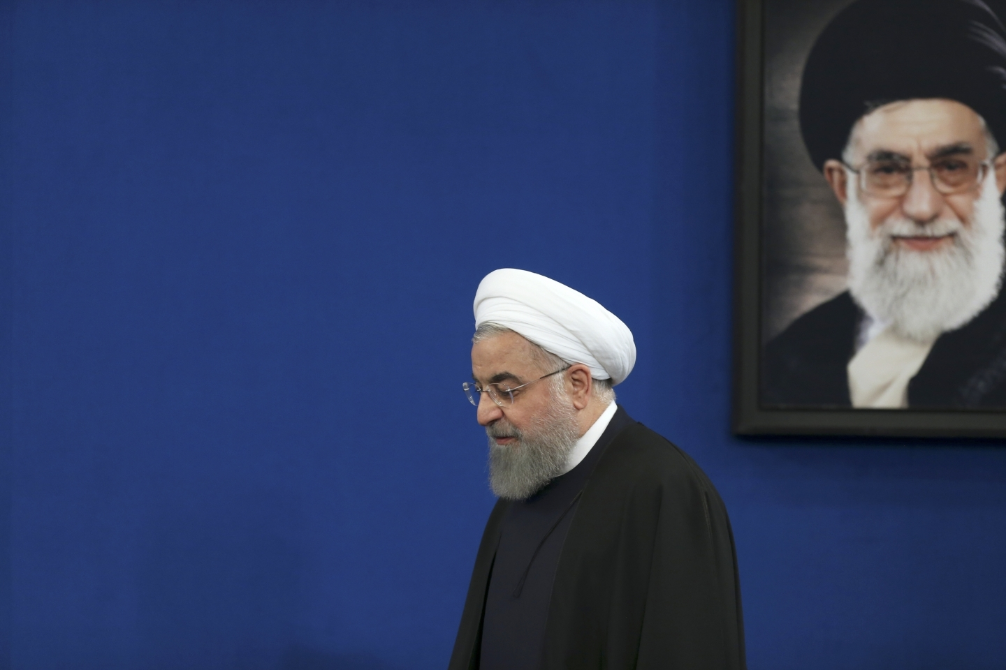 Iran says not to accept renegotiations of 2015 nuke deal