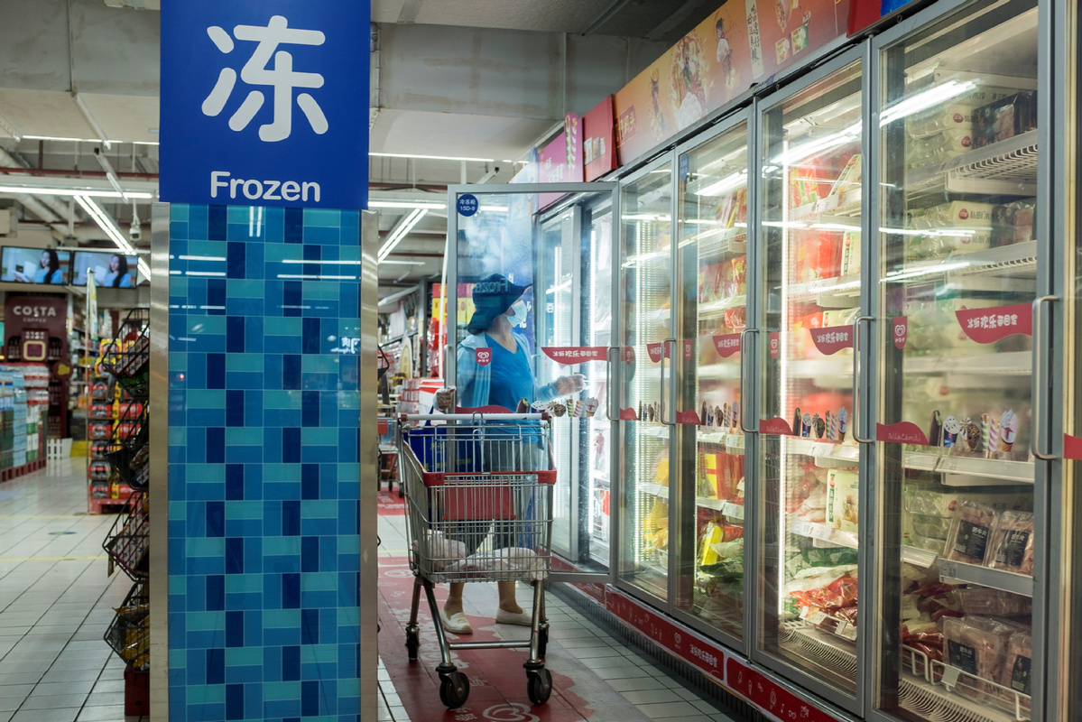 Beijing releases guide for cold-chain food sector workers