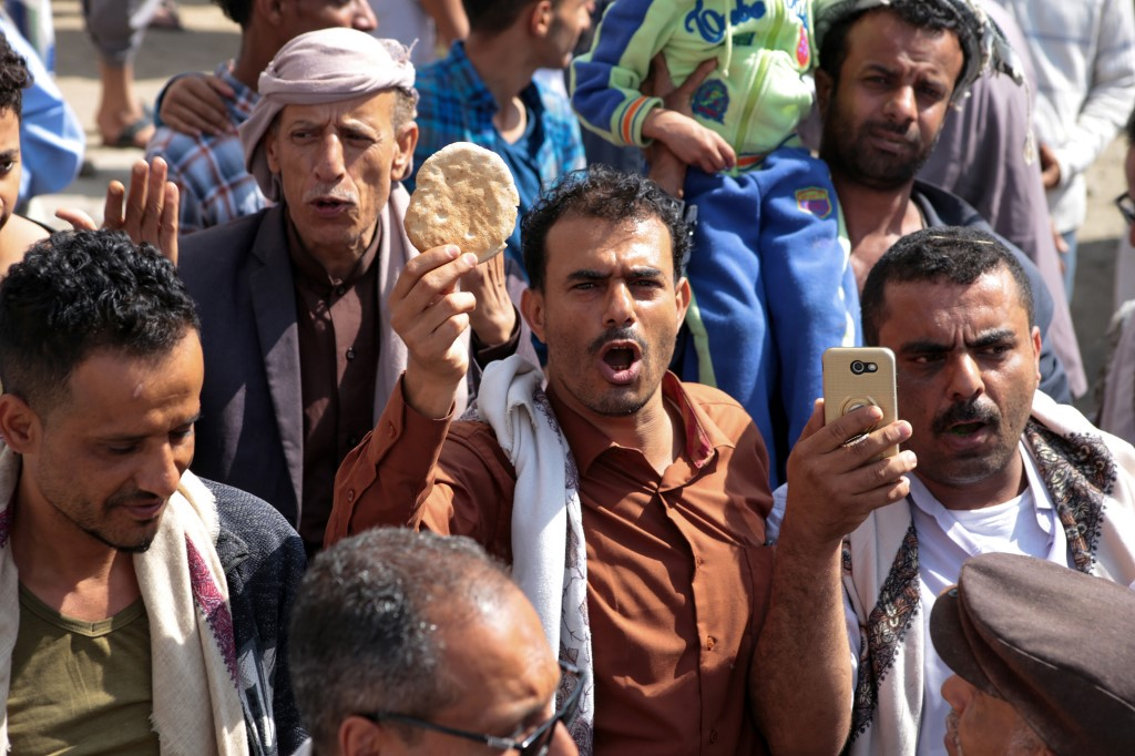 UN Security Council voices concern over military escalation, food insecurity in Yemen