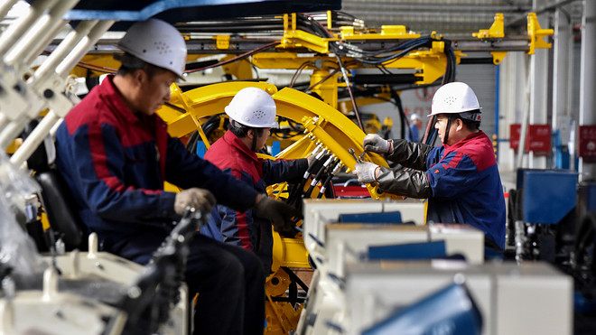 Growth of online sale, industrial output broadens China's recovery