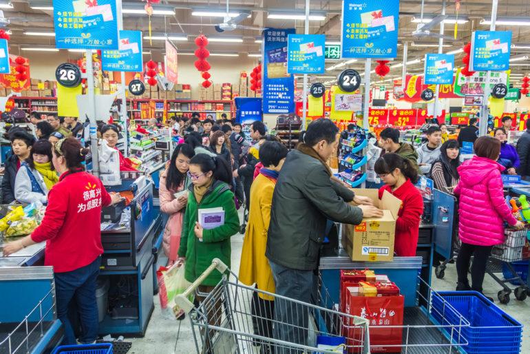 China's retail sales up 5 pct in November